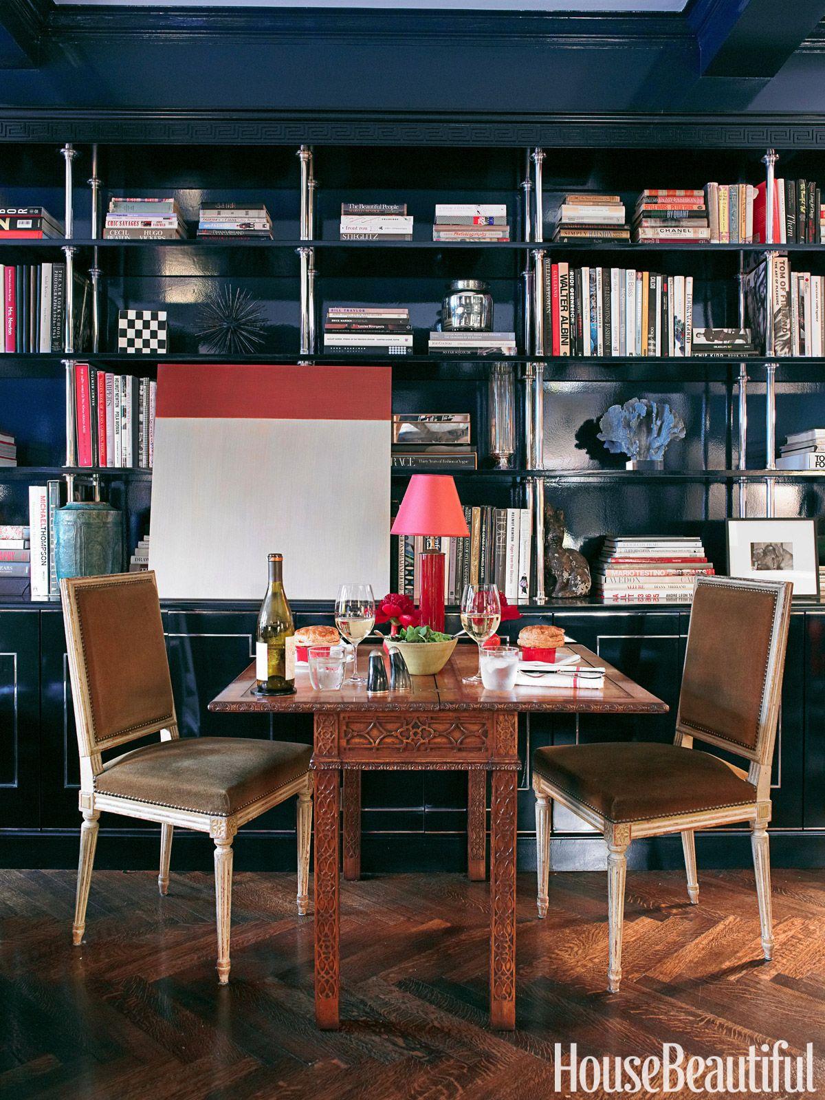 Classic Home Library Design: 45 Classic Library Design Ideas