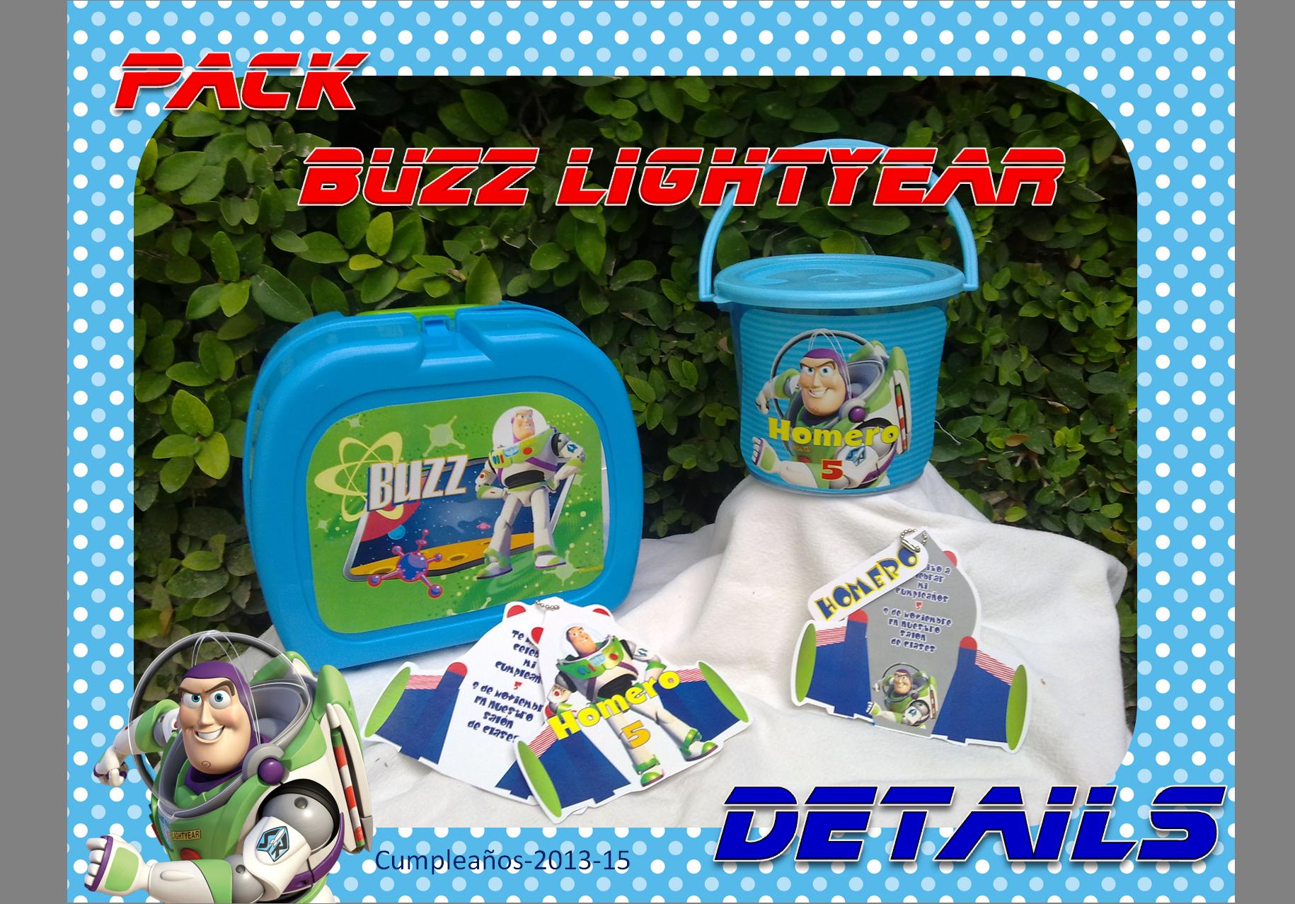 invitaciones y dulceros fiesta Buzz Lightyear https://www.facebook ...