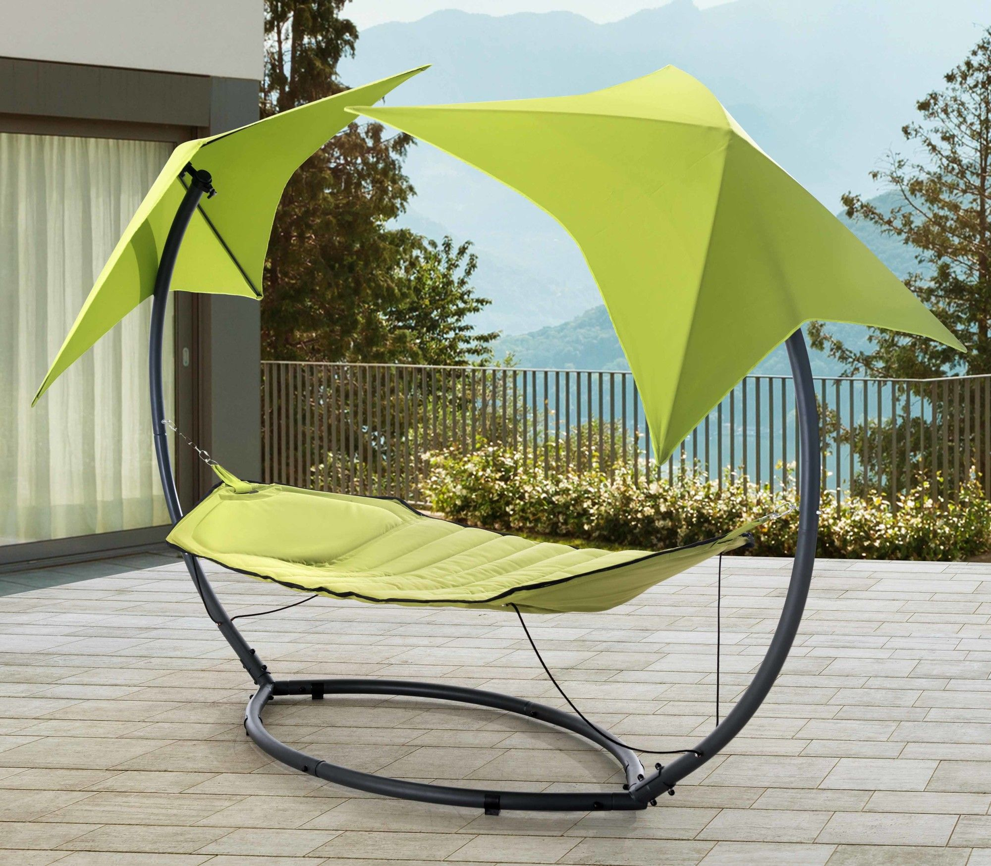of buy livetomanage with cool stand hardwood bed inspirational aosom frame hammock garden com swing outsunny