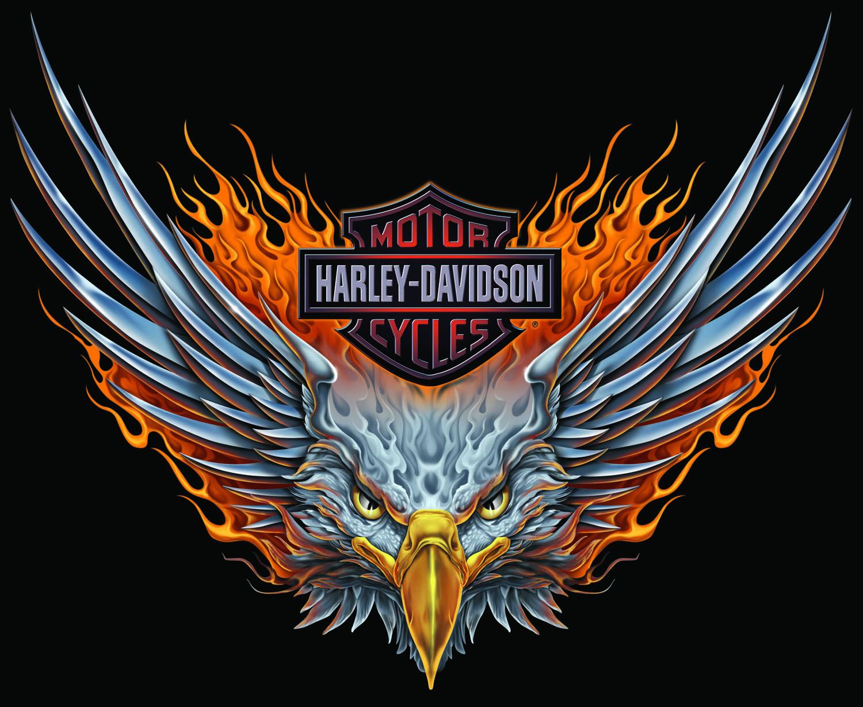 harleydavidson shield tattoo for woman .bullgallery