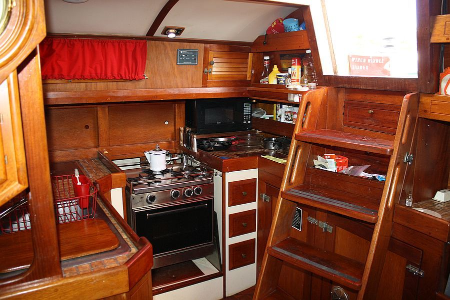 Southern Cross 39' Ketch for sale in Florida Keys Boat