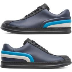 Photo of Camper Twins, sneakers men, blue / black / beige, size 43 (eu), K100489-002 CamperCamper