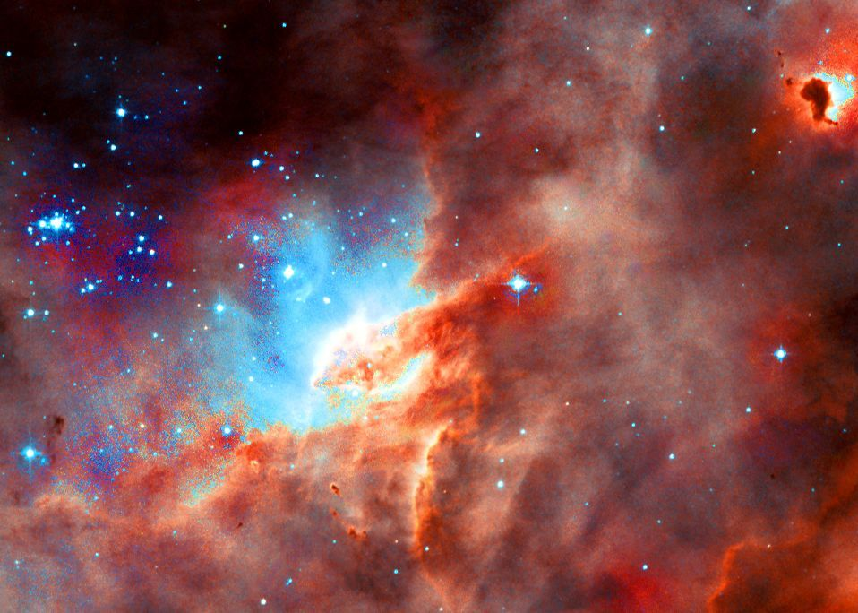Different types of nebulae | Astronomy lessons, Astronomy