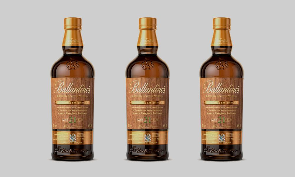 Ballantine S 21 Year Old Signature Oak Edition 21 Years Old