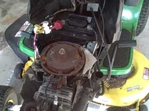 Part 1 How To Repair Briggs John Deere La115 19 5 Hp