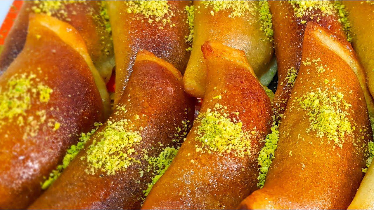 خمس حشوات لذيذه لقطايف رمضان حشوة التفاح بالقرفه وجوز الهند Youtube Local Food Fruit Food