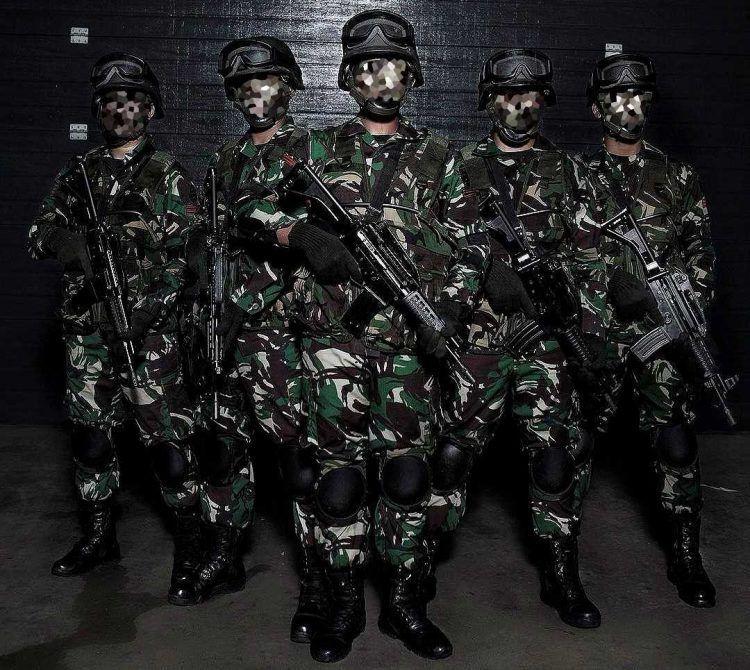 Kopassus sniper team military amp defence t military - Wallpaper kopaska ...