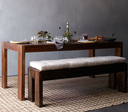 West Elm Boerum Dining Table Cafe Farm To Table Our Picnic