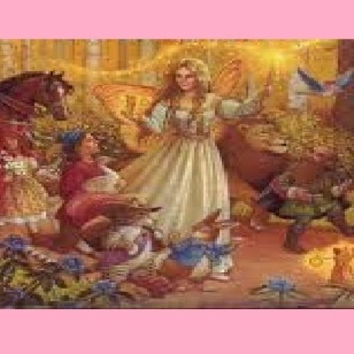 Audio Fairy Tales English (With images) Fairy tales