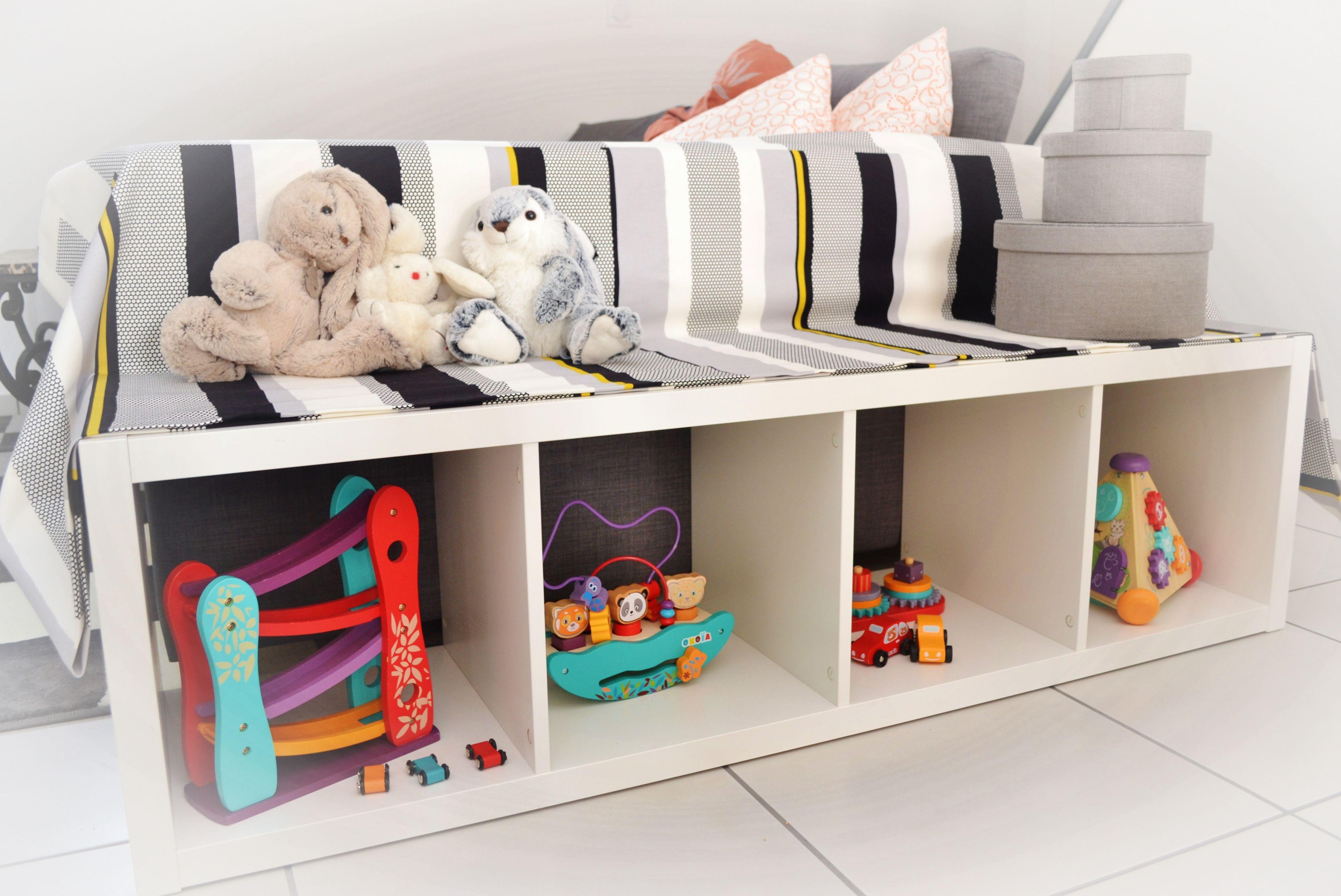 Banquette De Rangement Idees Creatives Diy Home And Deco Idees Creatives