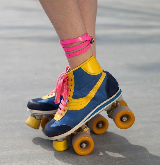 Moda De Empleo 24h En Bañador Pasadas Por Agua Roller Girl Roller Skaters Roller Skating