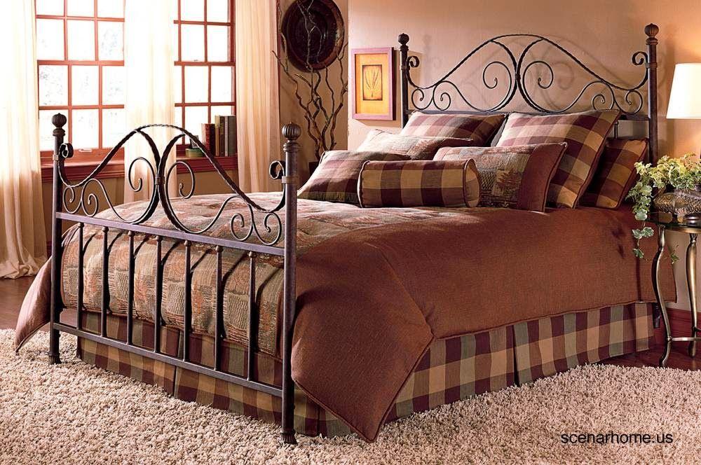 e51d291187 Fotos de modelos de camas dobles matrimoniales hechas de metal ...