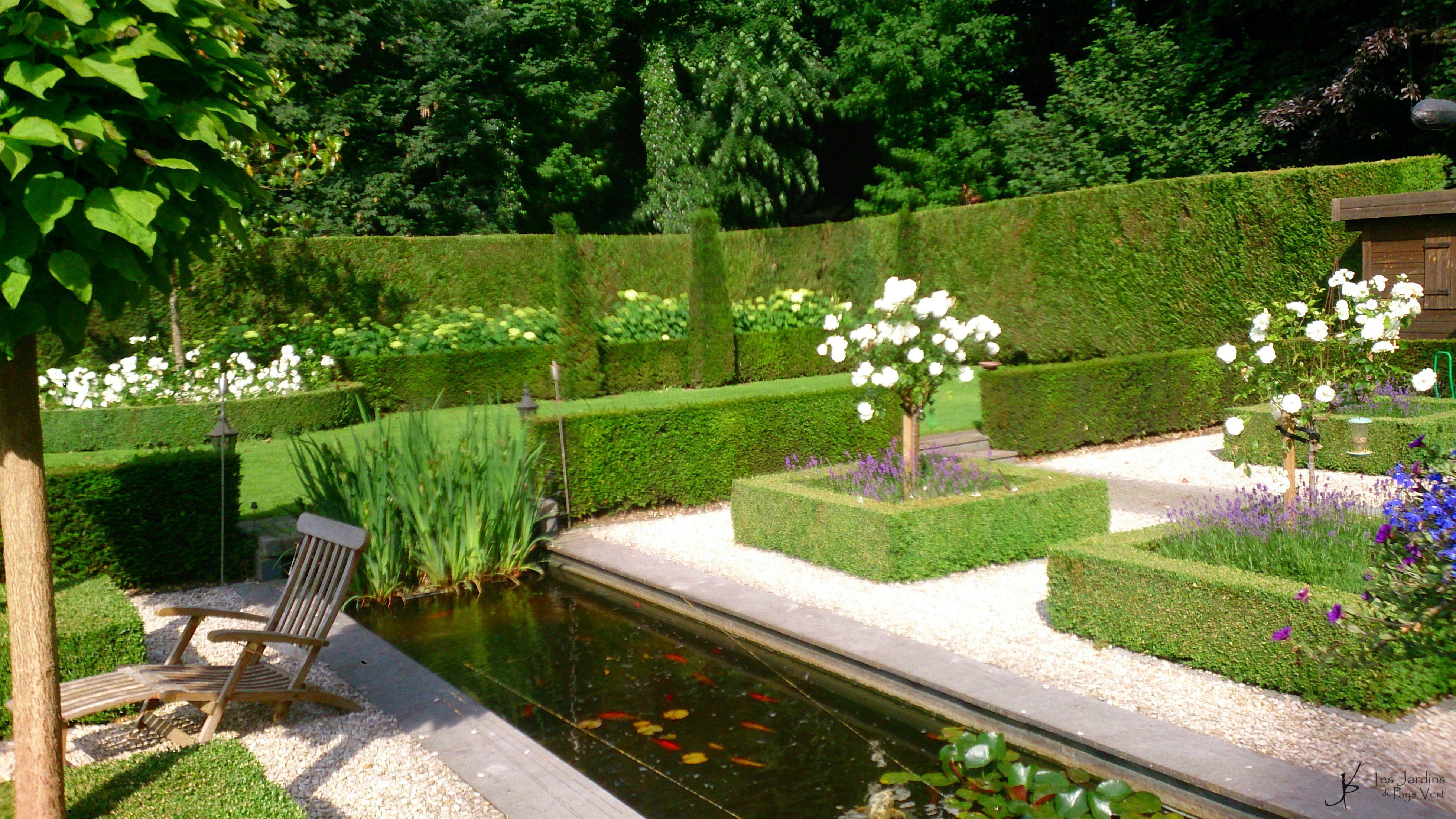 Jardins Contemporains concernant Épinglé par bernard courtoy sur piscines bassins | pinterest