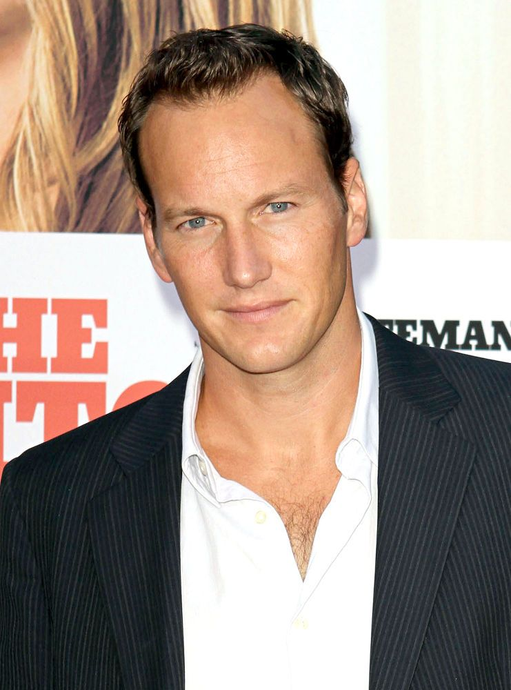 Patrick Wilson, he was amazing in Insidious! Both of them!