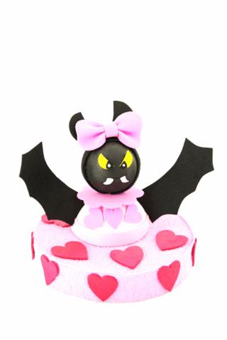 Topo de Bolo Monster High