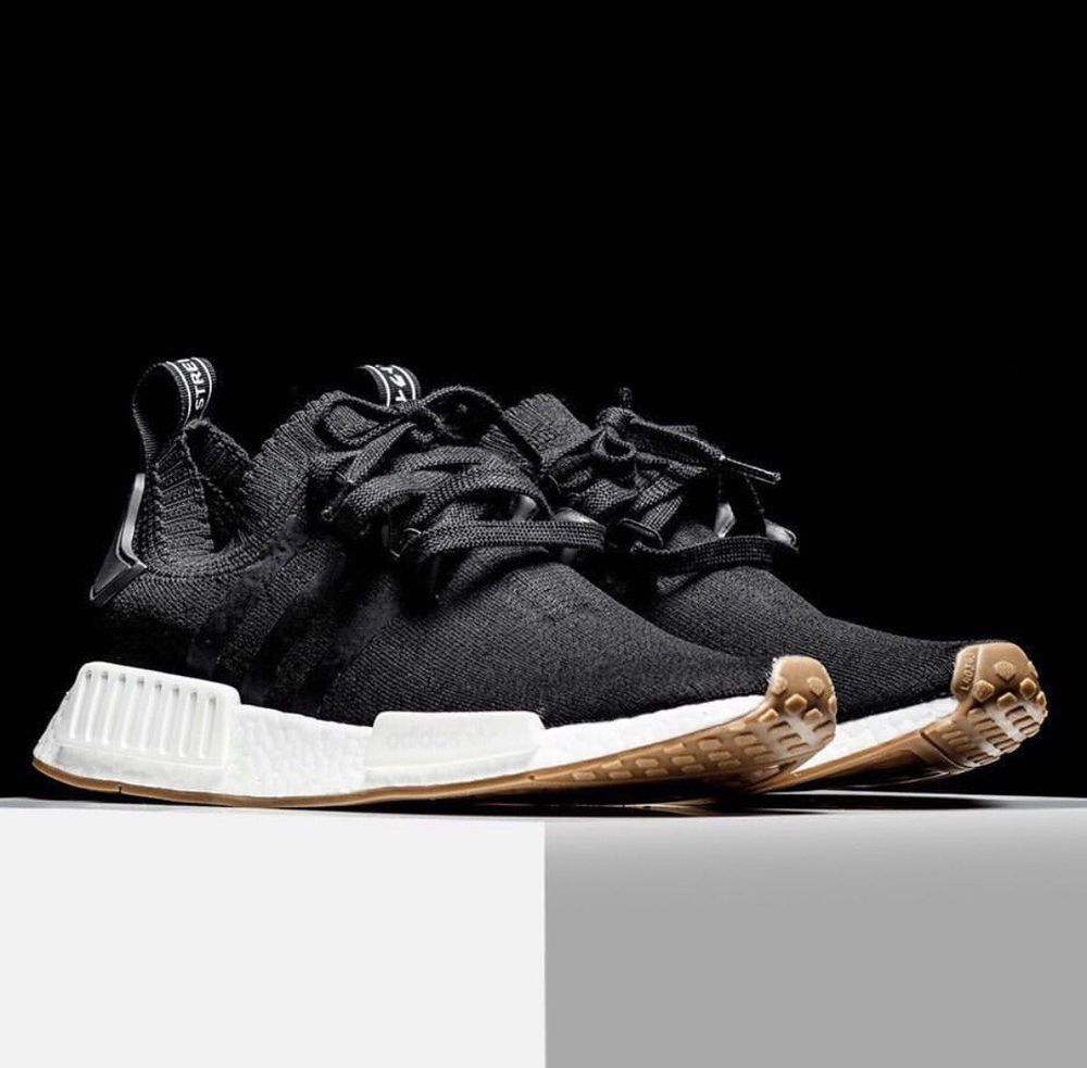 2c0a3dce5 Adidas NMD R1 PK Primeknit Gum Pack Black Size 9 Boost  fashion  clothing   shoes  accessories  mensshoes  athleticshoes (ebay link)