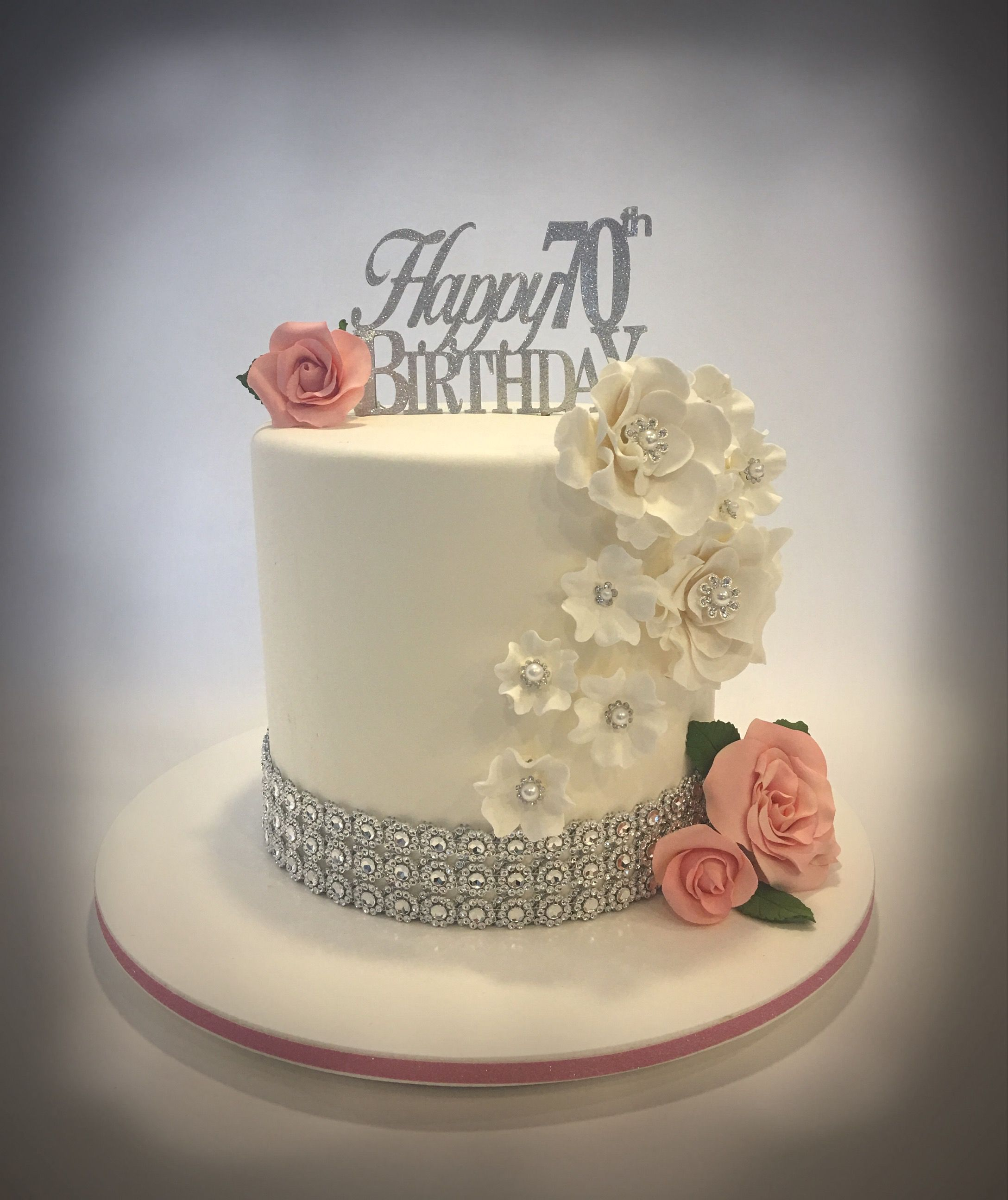 70th birthday cakes for mom - Google Search   70th ...