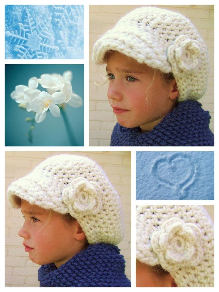 Petite Fee: haken gratis NL patroon muts | Crochet Ideas / hip and ...