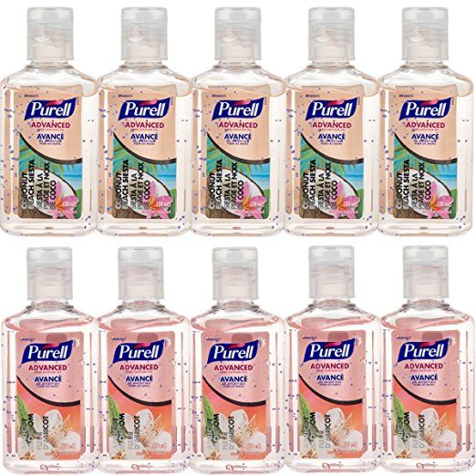 1 On Our Wish List Right Now Is Travel Size Hand Sanitizer To