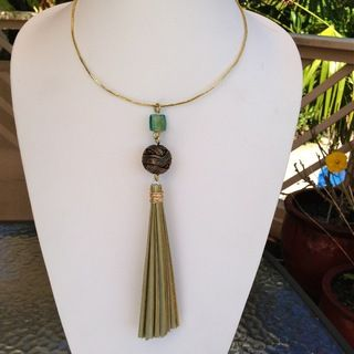 Make a Tassel Necklace
