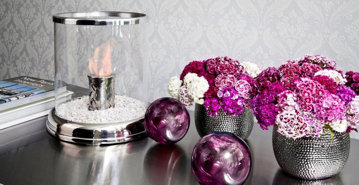Brillant Wohnzimmer Deko Pink Ideen