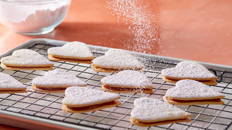 Brazilian Wedding Cookies (Casadinhos) Recipe American