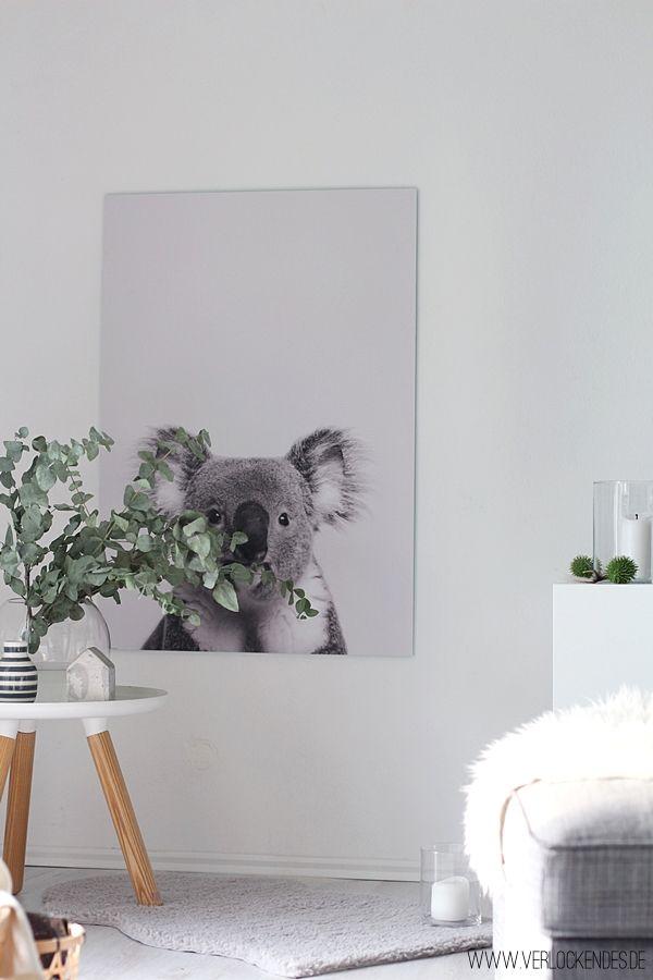 Wie ein Koala in unser Wohnzimmer kam    ifttt 2cZo0Tb - moderne kunst wohnzimmer
