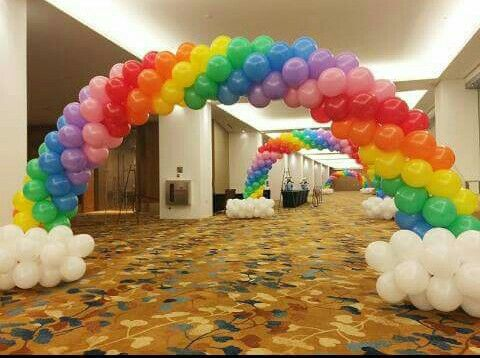 Pin de Rachel Pullicino en balloons Pinterest Globo, Arcos y