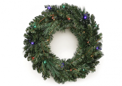 This festive Christmas wreath is under £20! Beautifully simple it has has been designed to complement any Christmas theme. Using 20 multi-coloured battery operated LED's that allows it to look elegant in the dark. Size 60cm. Click to buy. #AD #AF #Amazon #HomeGuideExpert #Christmas #ChristmasGifts #Xmaspresent #Xmasgift #Christmaswreath #Christmasdecorations #Christmas #xmasdecorations #Christmasiscoming #Christmastime #Christmasberries #festivewreaths #Christmastraditions #Christmasfrontdoor