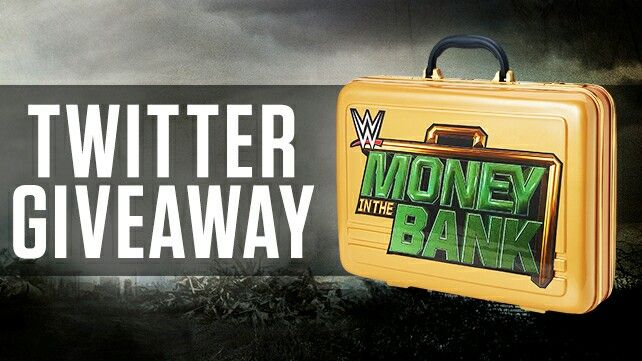 Would love to win the #MoneyInTheBankSweepStakes