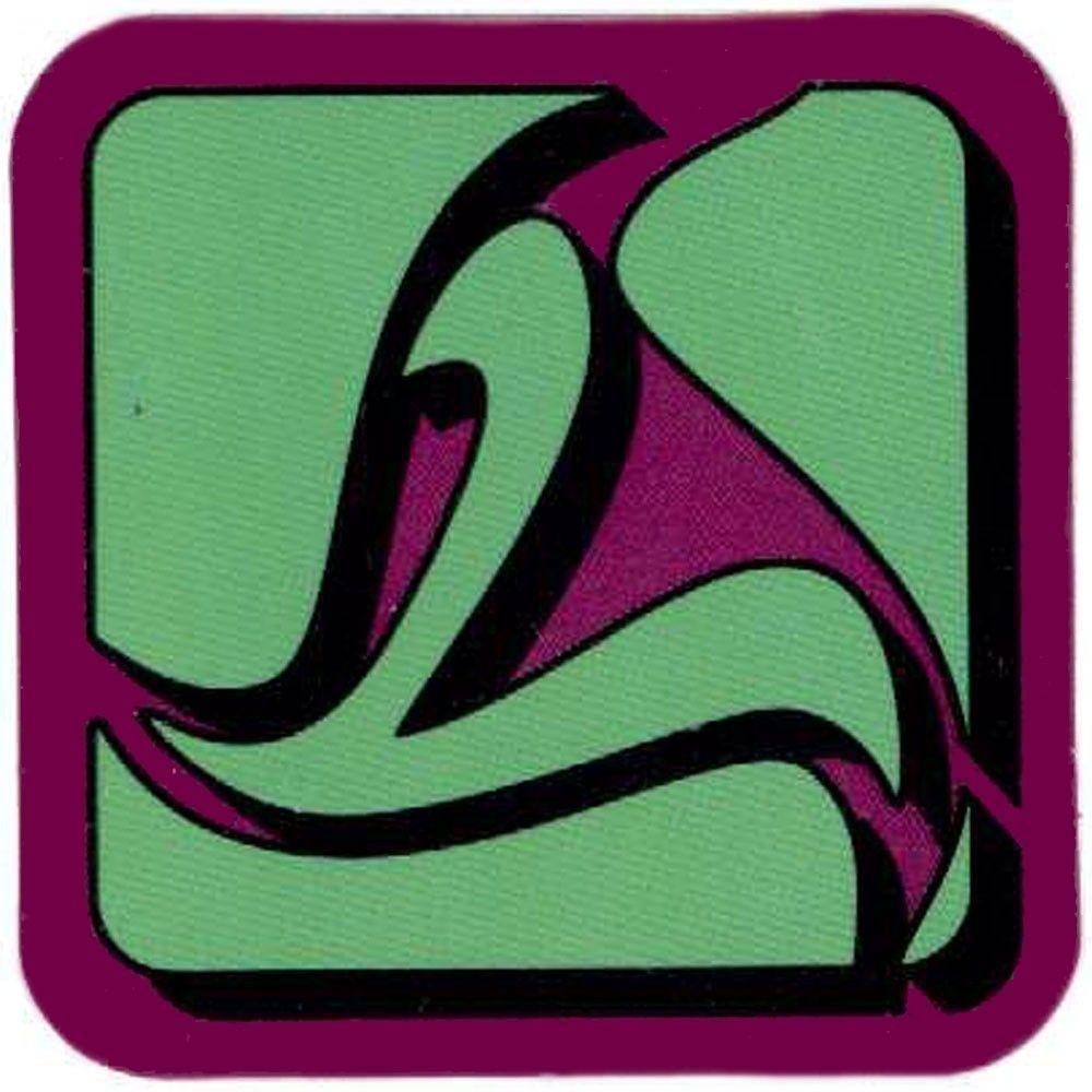 Ride in style with this landyachtz logo sticker the sticker