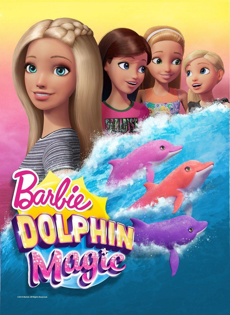 Barbie dolphin magic dvd release date australia in 2020