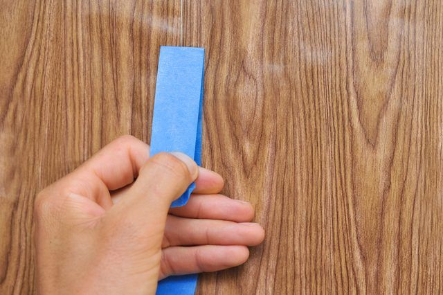 How To Fix Wallpaper Seams Hunker Wallpaper Repair Wallpaper Fix Peeling Wallpaper