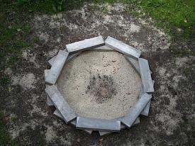 Wer hat eine Feuerstelle im Garten...-feuer.jpg | Feuerstelle ...