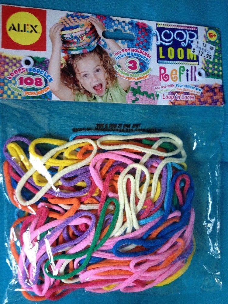 ALEX Toys Craft Loop N Loom
