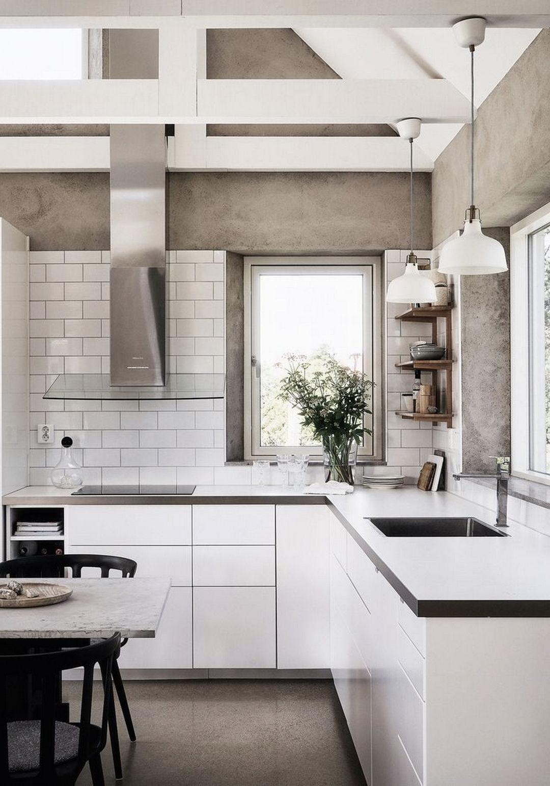 105 Stylish Modern Kitchen Design Ideas