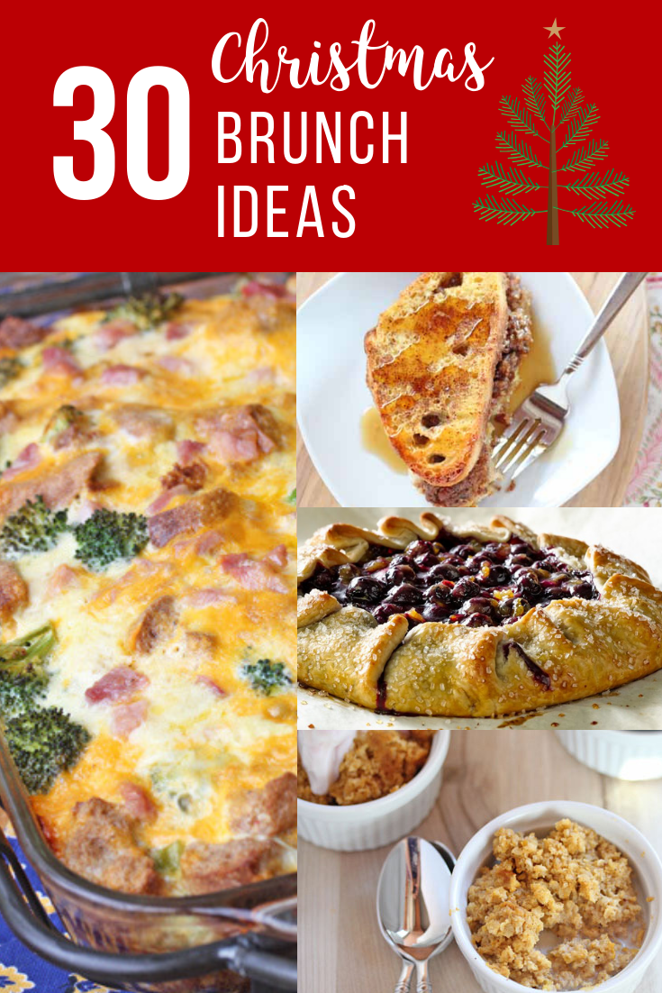 Christmas Day Brunch Recipe Round Up 5 Dinners Christmas Brunch Recipes Brunch Recipes Christmas Breakfast Recipe