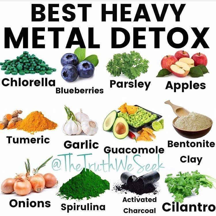 Do You Detox or Take Preventative Measures? 🌱 Heavy Metals such as  arsenic, lead, Mercury, cadmium, chromium, aluminu… | Metal detox, Heavy  metal detox, Best detox