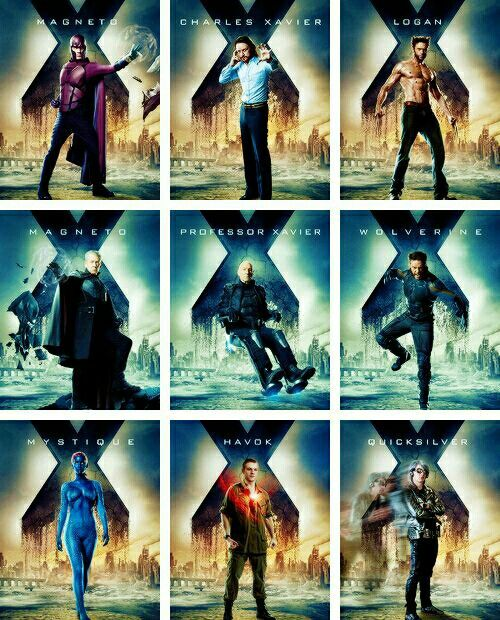 Xmen Days Of Future Past Marvel Movies Marvel Characters Marvel
