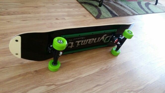 A New board with rails and tail guard  ee482fc088f