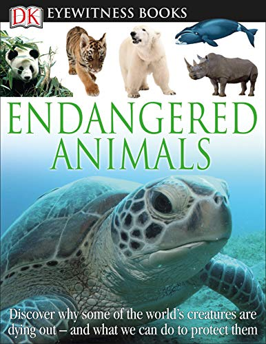 2019 Family Book Club for Young Readers Endangered