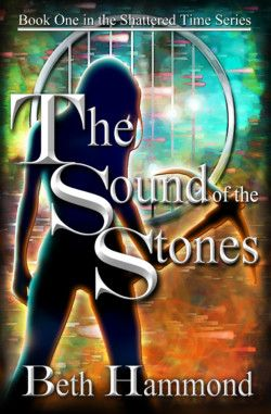 http://bit.ly/2mvVVnO -        The Sound of the Stones: Book One in the Shattered Time Series by Beth Hammond   An ancient book. A hidden power. A quest to save humanity. When Frankie stumbles onto a mysterious book her world turns upside-down. What she reads about Ashra makes her question reality. Her once normal life will never be the same. Ashra is born into a world where humans are held captive by the oppressive Krad race. But what the Krad doesn't know is that Ashra ha