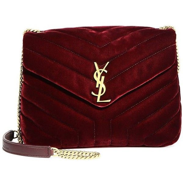 LouLou compact wallet - Red Saint Laurent MvfiMahpP