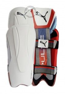 Puma Wicket Keeping Leg Guard Pads Puma Pulse 3500 Wk Pads I Like These Pads Very Nicely Designed The Contours Give You The Il Color Pad Cricket Bat Wicket