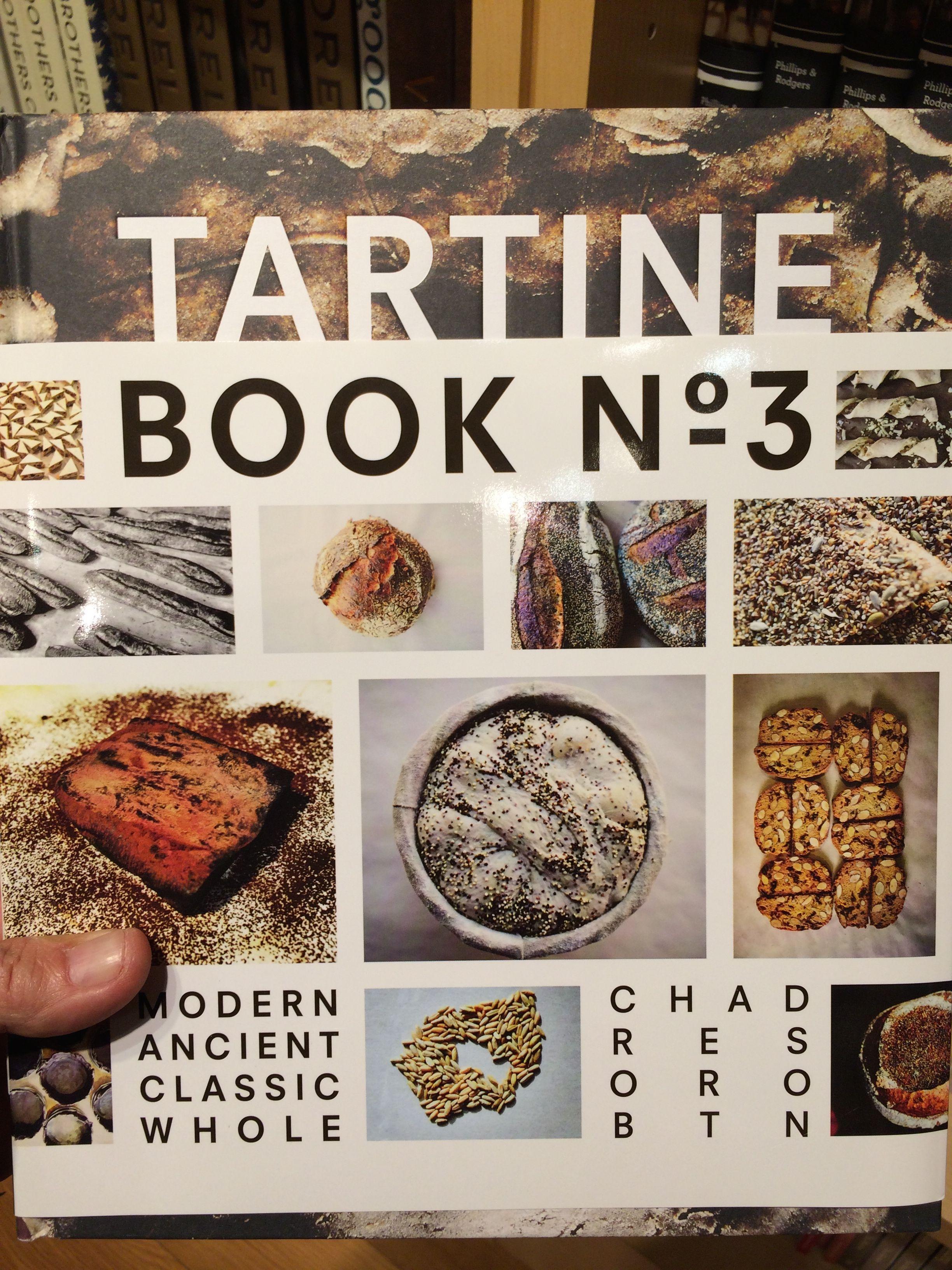 Tartine Ancient grain bread recipe, Robertsons recipes