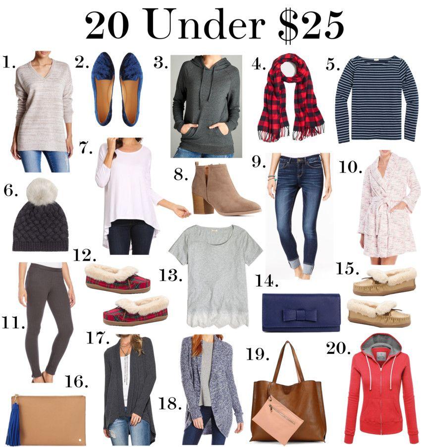Wear It For Less: 20 Under $25