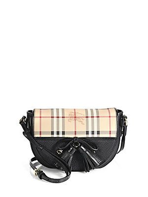 b66f49d558c4 Burberry Maydown Crossbody Bag