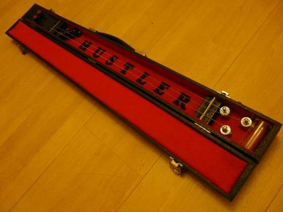 Make A Lap Steel Guitar Out Of A Pool Cue Case Lap Steel Guitar Lap Steel Steel Guitar