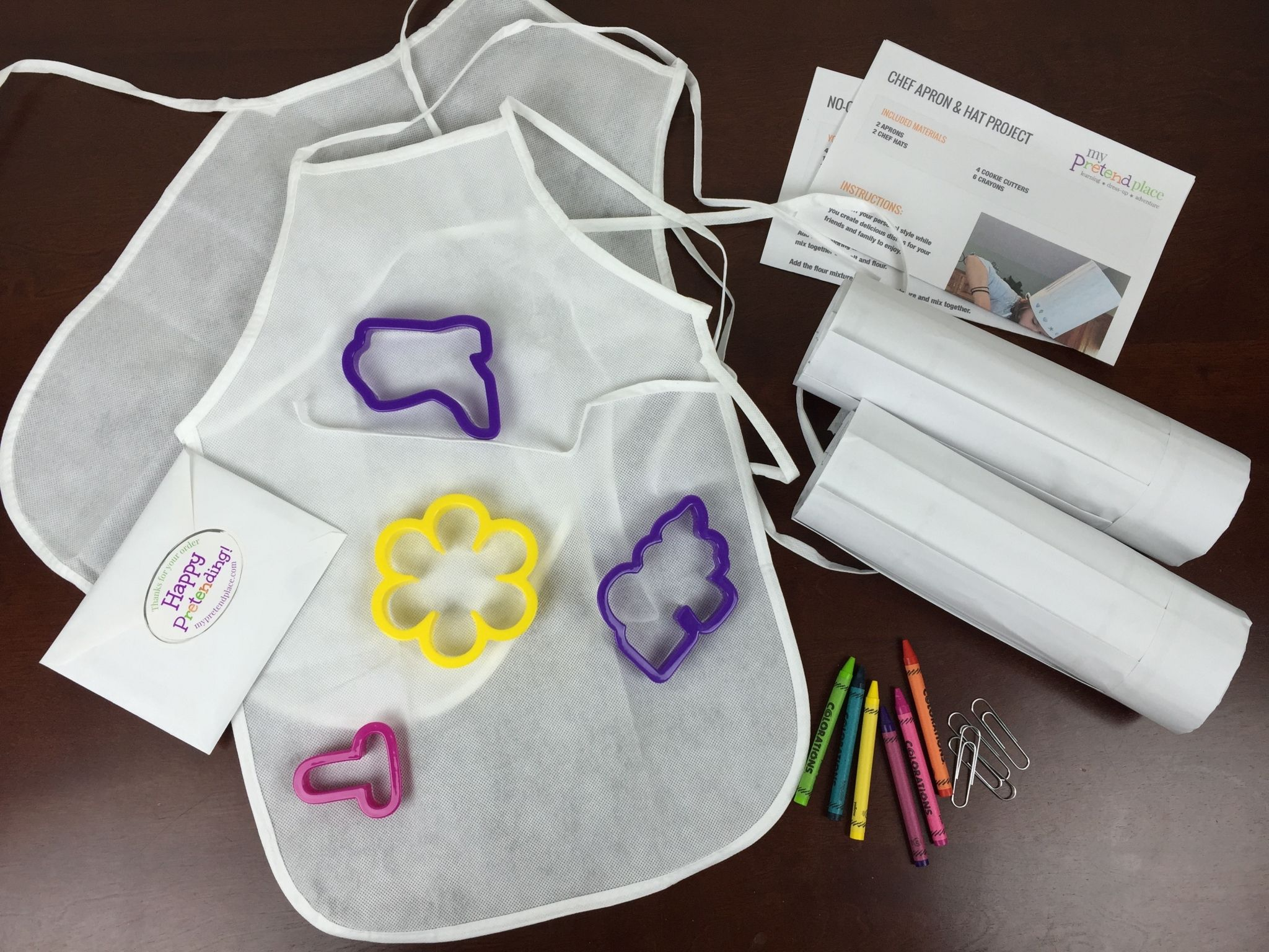 August 2015 My Pretend Place Play Projects Subscription Box Review & Coupon - http://hellosubscription.com/2015/08/august-2015-pretend-place-play-projects-subscription-box-review-coupon/