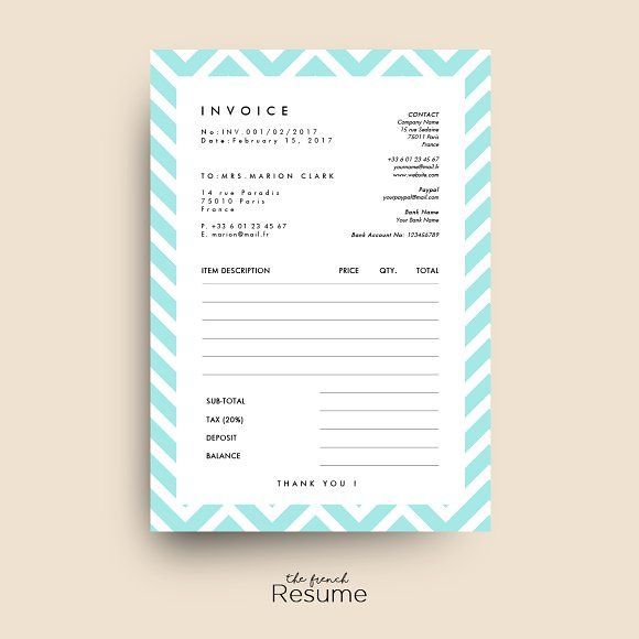 Invoice Receipt Template For Word Receipt Template Template And